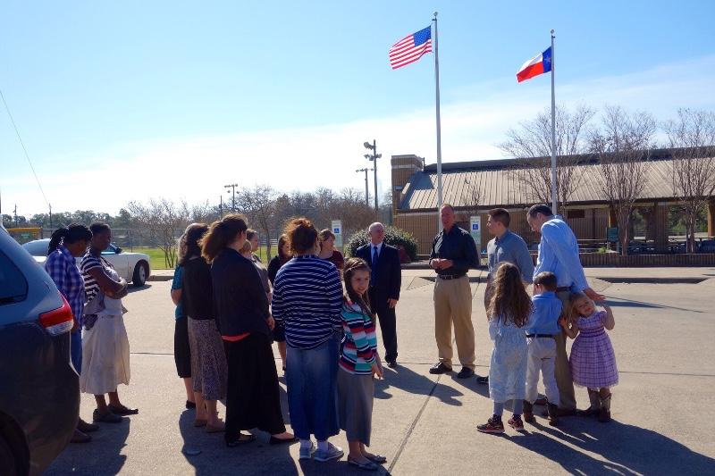 Faithful Baptist Church - Bryan, TX » KJV Churches