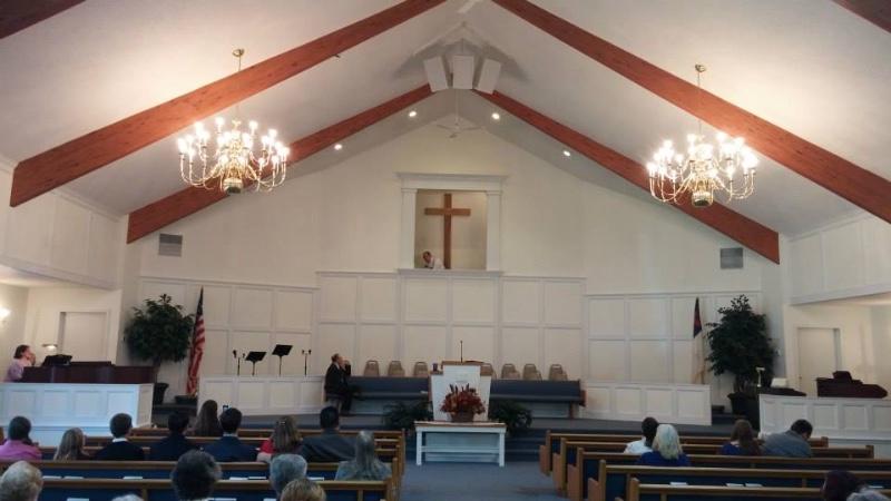 Landmark Baptist Churc...