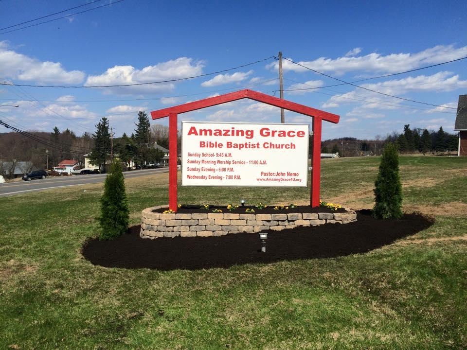 Amazing Grace Bible Baptist Church - Moscow, PA » KJV Churches