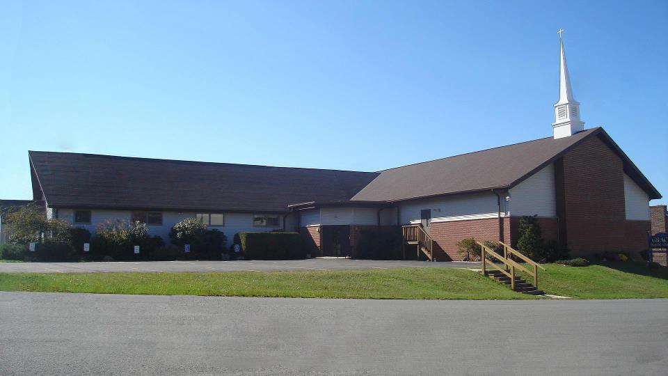 Grace Baptist Church - Hazleton, PA » KJV Churches