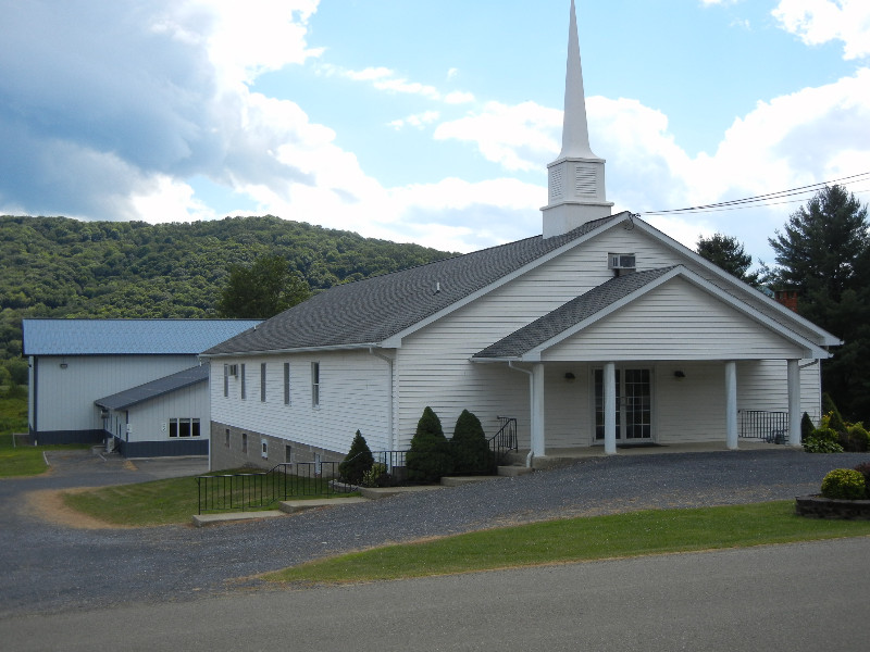 Grace Bible Independent Baptist Church - Shinglehouse, PA ...