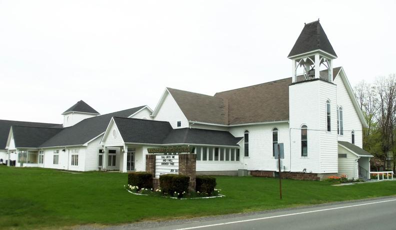 Walker Bible Baptist Church - Hilton, NY » KJV Churches