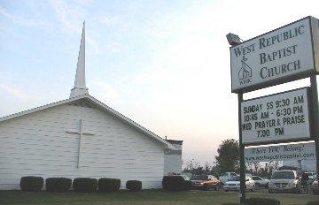 West Republic Baptist Church - Republic, MO » KJV Churches