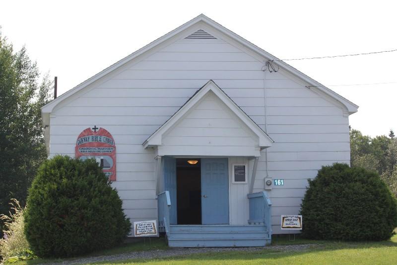 Gateway Bible Church - Van Buren, ME
