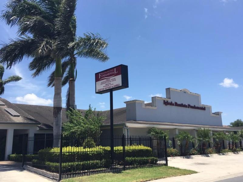 Iglesia Bautista Fundamental