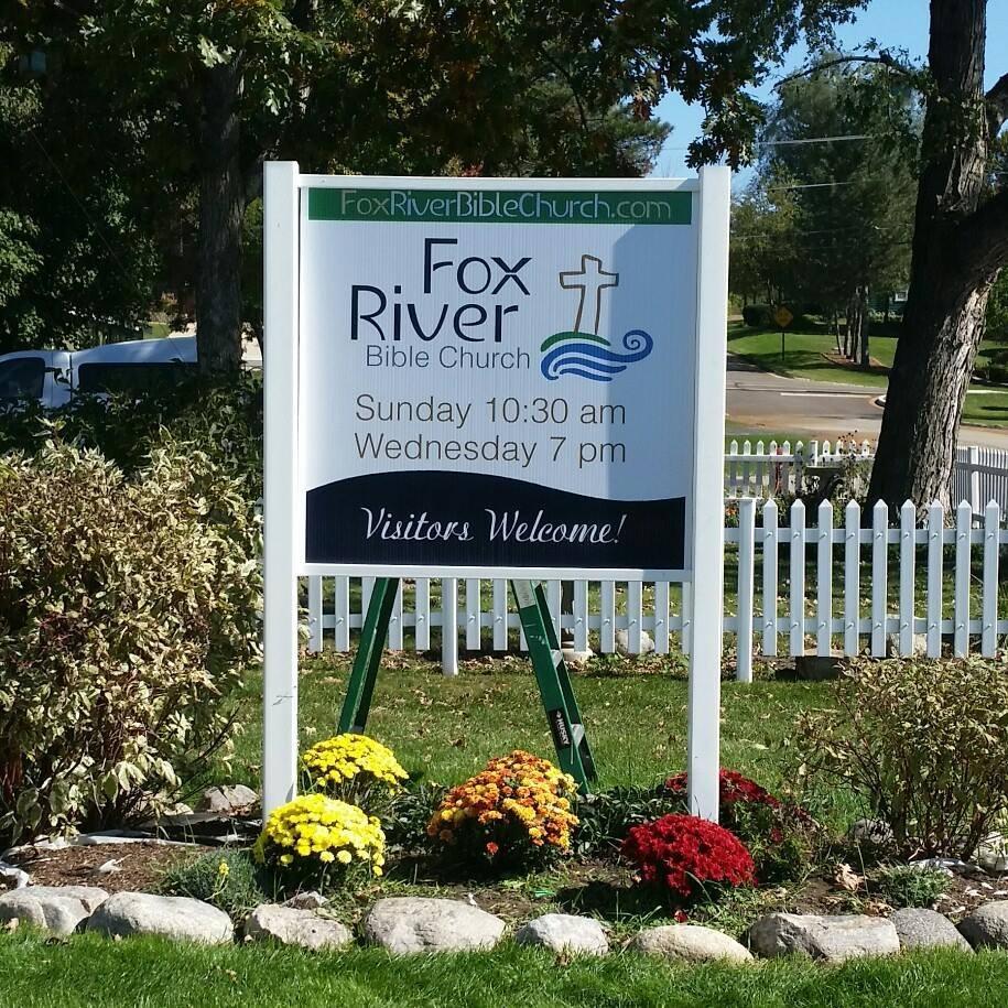 Fox River Bible Church - South Elgin, IL » KJV Churches