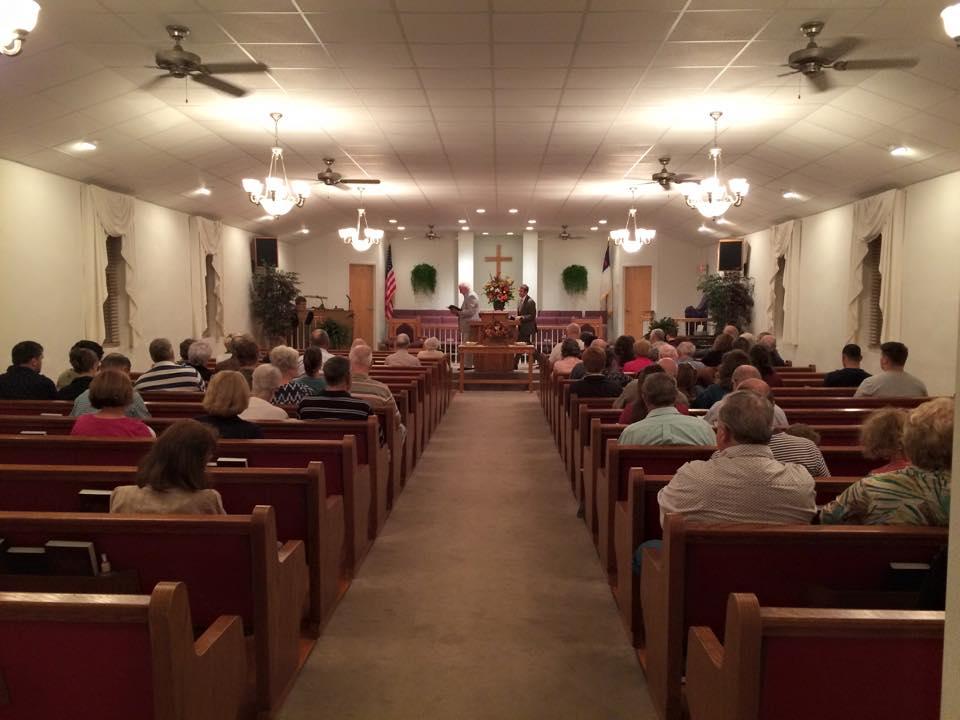 Clearbrook Baptist Church Roanoke Virginia 2