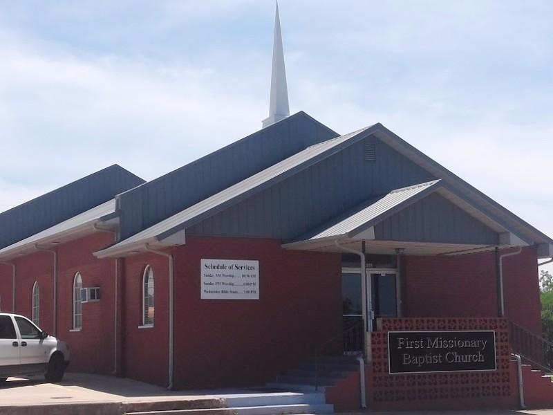 1st Missionary Baptist Church - Healdton, OK » KJV Churches