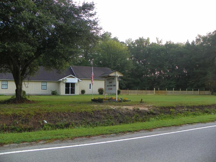 Calvary Baptist Church...