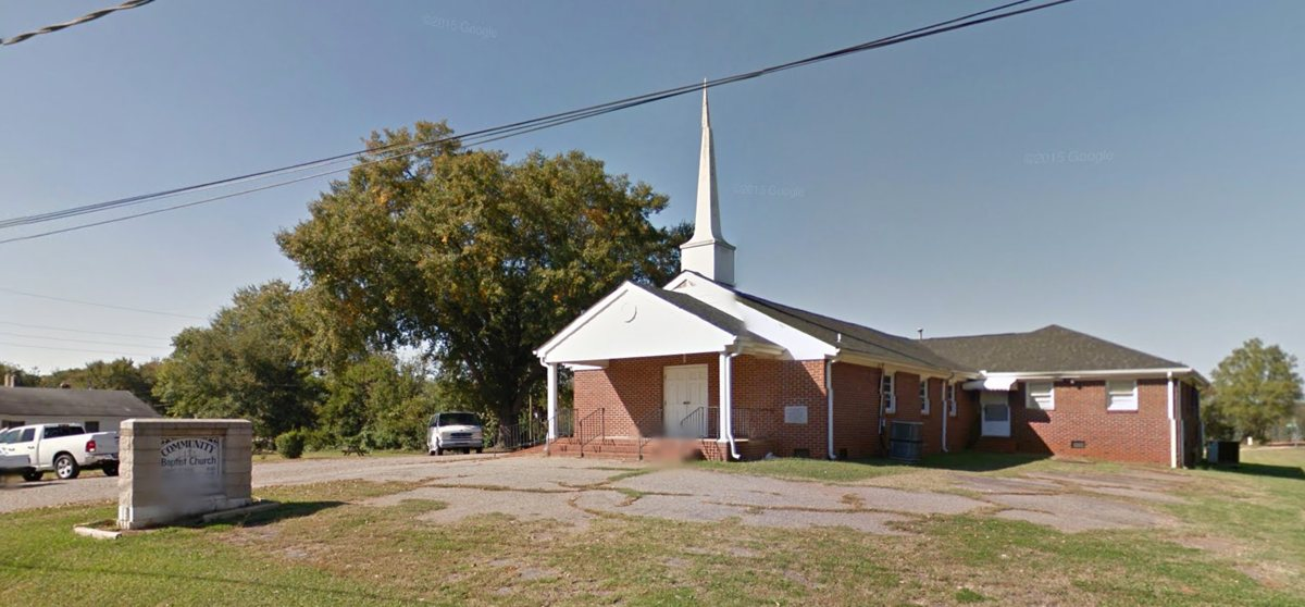 Community Baptist Church - Spartanburg, SC » KJV Churches