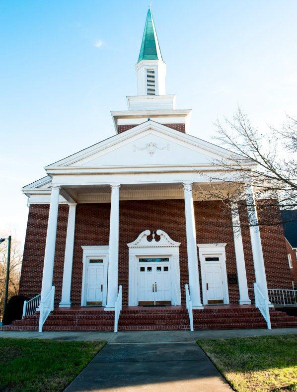 Grace Baptist Church - Taylors, SC » KJV Churches