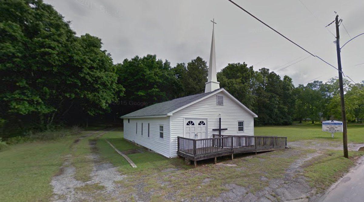 Pioneer Baptist Church...