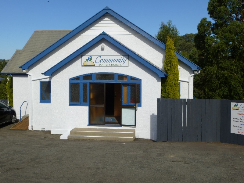 Dunedin Community Baptist Church - Dunedin, NZ » KJV Churches