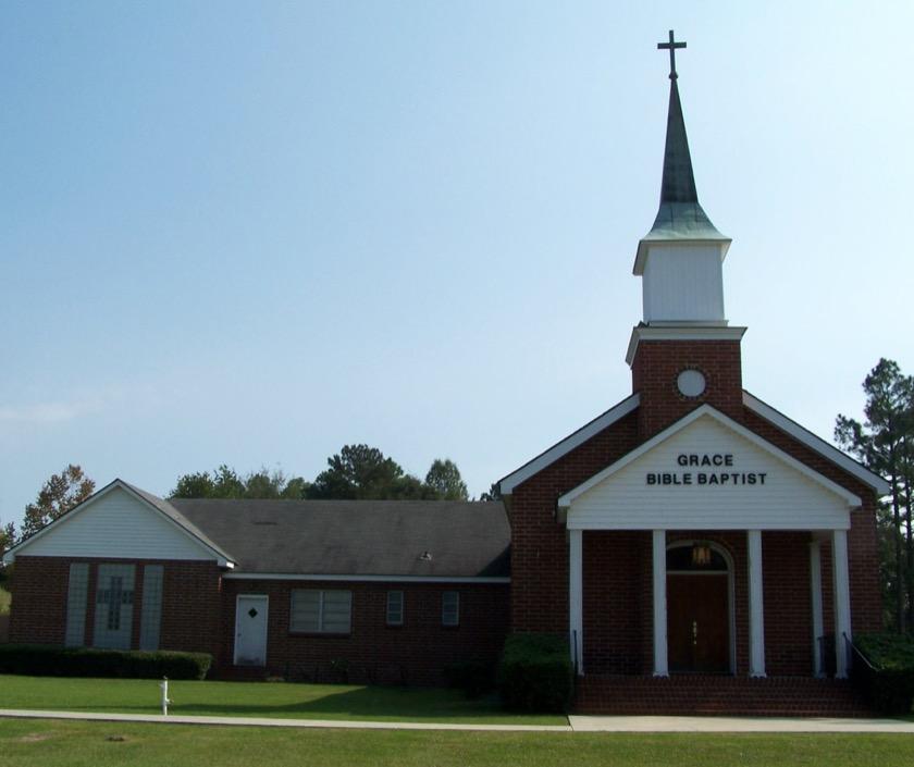 Grace Bible Baptist Church - Sylvania, GA » KJV Churches