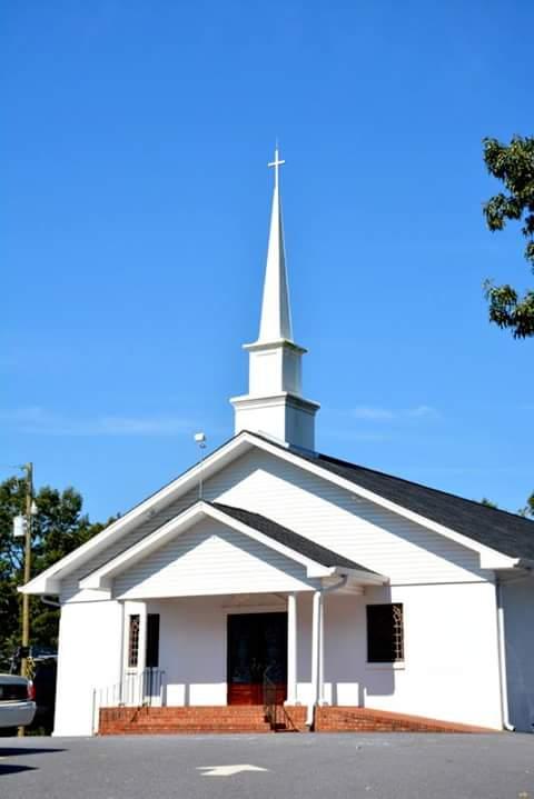 Mt Zion Baptist Church...