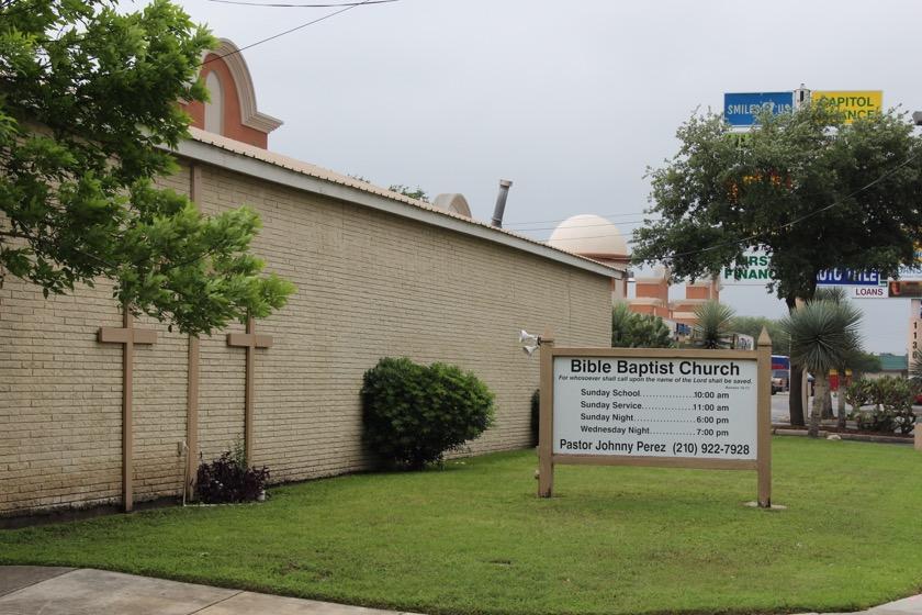 Bible Baptist Church San Antonio Tx 187 Kjv Churches