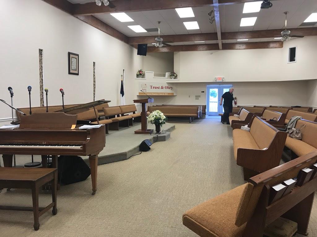 Central Baptist Church...