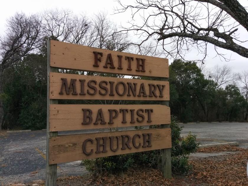 Faith Missionary Baptist Church San Antonio Tx 187 Kjv