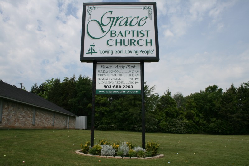 Grace Baptist Church - Gilmer, TX » KJV Churches
