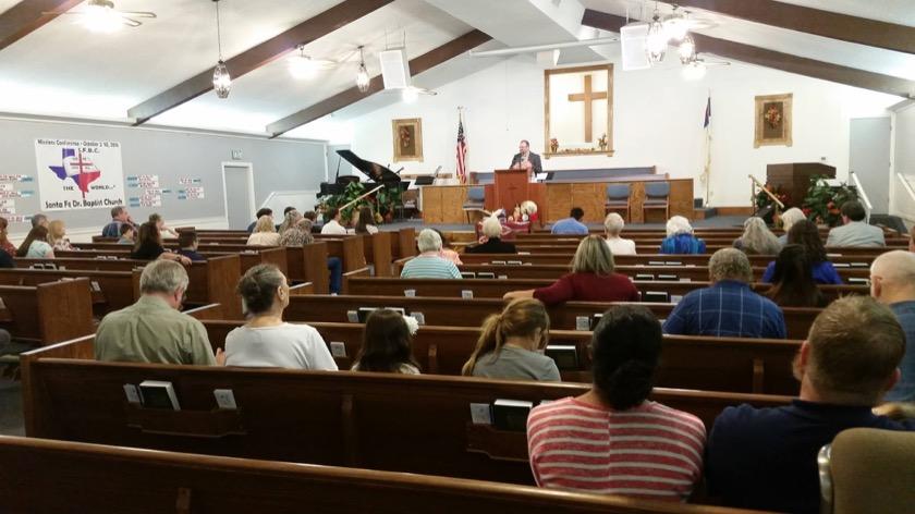 Santa Fe Drive Baptist...