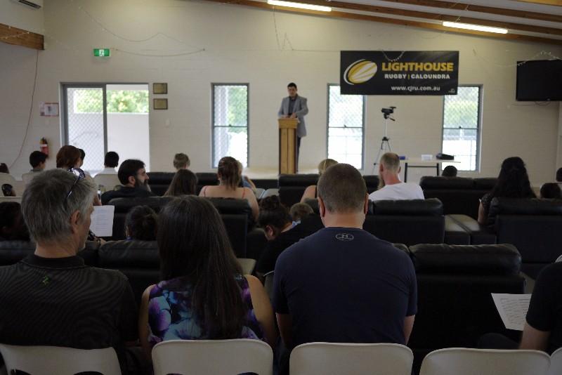 The Church in Caloundra - QLD, Australia