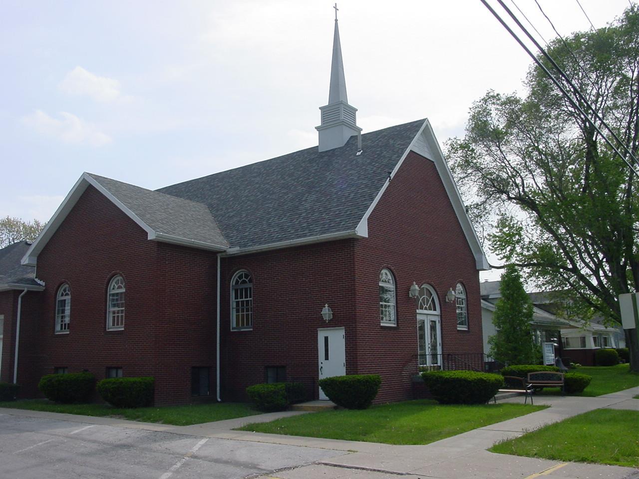 Grace Bible Baptist Church - Walbridge, OH » KJV Churches
