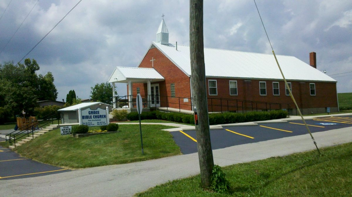 Grace Bible Church - Sinking Spring, OH » KJV Churches