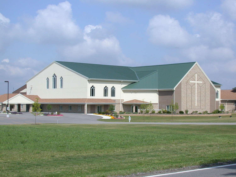 Community Baptist Church - South Bend, IN » KJV Churches