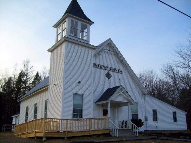 South Somerville Baptist Church - Somerville, ME