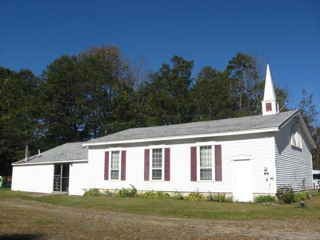 Grace Baptist Church - Chelsea, ME