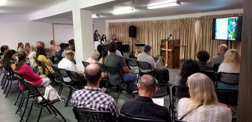 San Bernardino Baptist Church - San Bernardino, CA