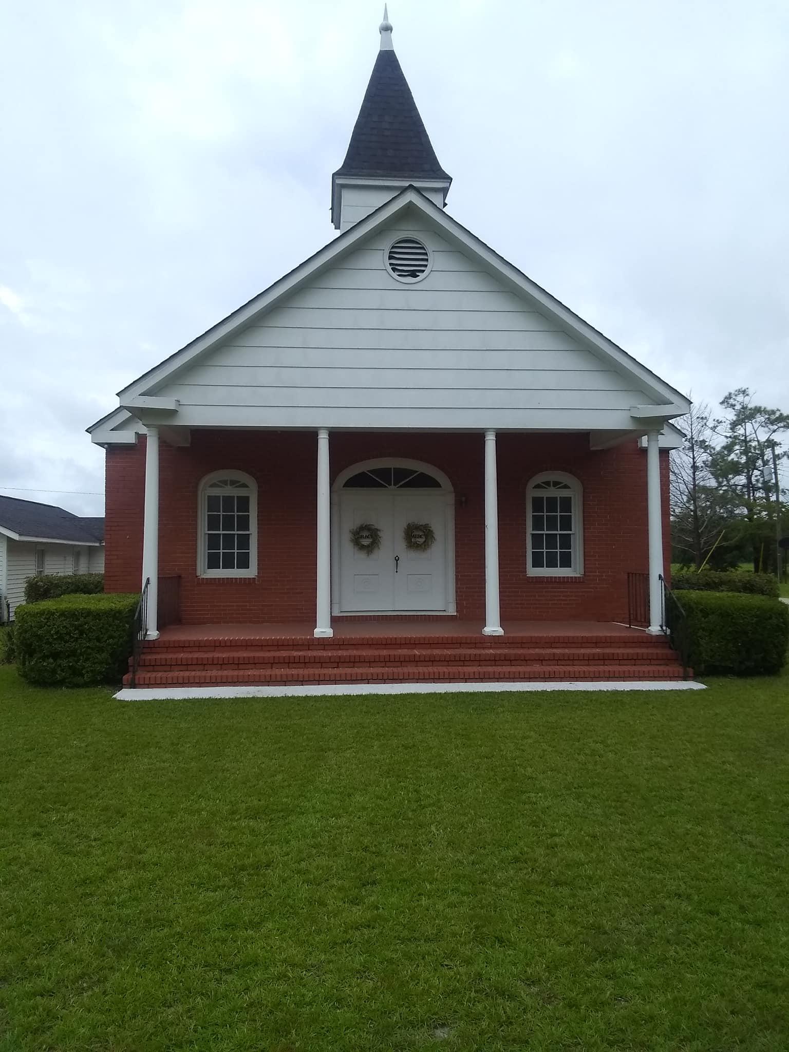Harville Baptist Church - Brooklet, GA