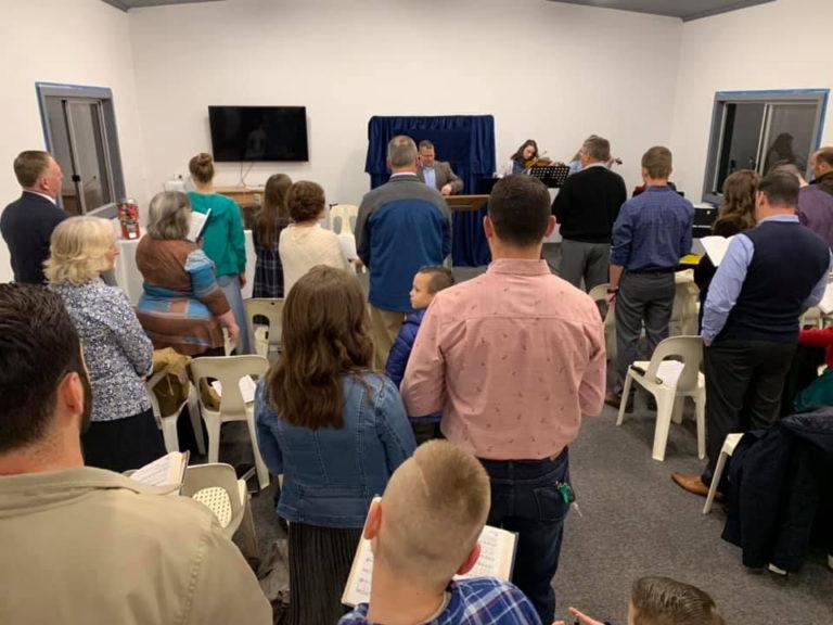 Bayview Baptist Church - Busselton, Western Australia